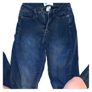 Mudd brand high rise jean leggings